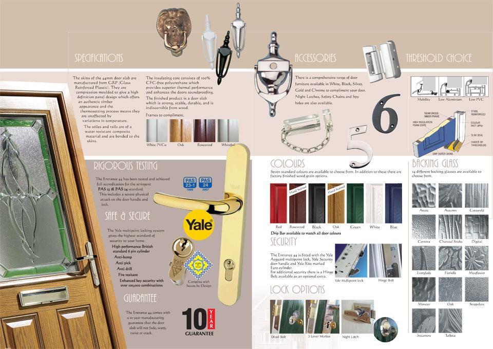 Composite Doors In Maidstone Kent From Door Company