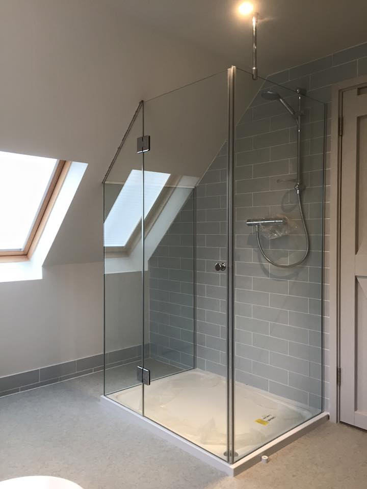 Made To Measure Shower Screen Southern Glass